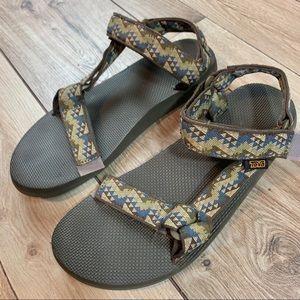 TEVA | Santa Fe Style Strap | Size 9